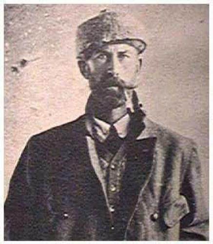 Percy H Fawcett