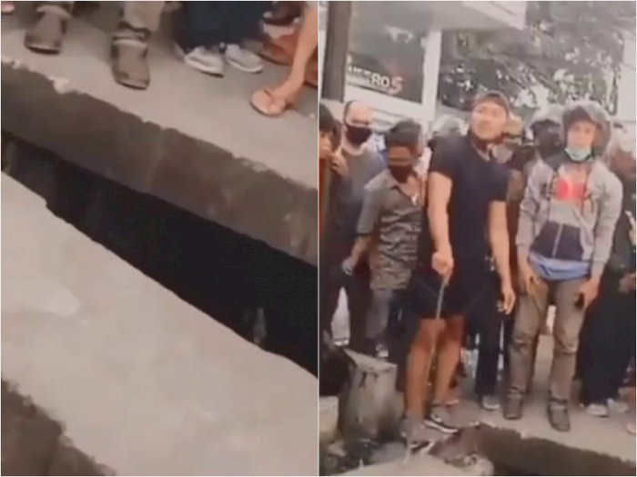 Niat Mencuri Kabel PLN, Pria Tewas Tersengat Listrik di Dalam Gorong-gorong
