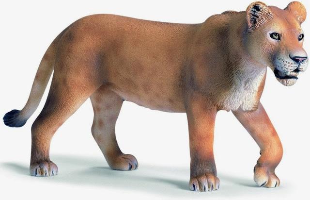 Mô hình Mô hình Sư tử cái Lioness Schleich 14363 sinh động đẹp mắt