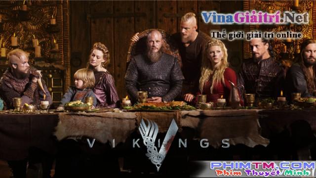 Xem Phim Huyền Thoại Viking 4 - Vikings Season 4 - phimtm.com - Ảnh 1
