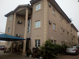 De Genesix Hotel Ogba Lagos Shutdown