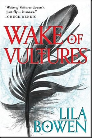 Wake of Vultures  (The Shadow #1)