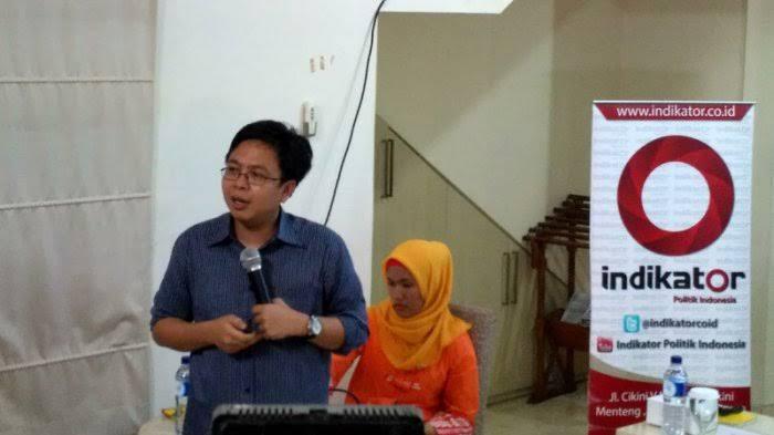 Survei IPI: Mayoritas Anak Muda Puas Kinerja Jokowi, Hanya dari Jakarta yang Tak Puas