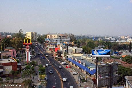 Zona Rosa, San Salvador