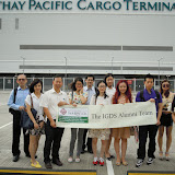 Cathay Pacific Cargo Terminal visit