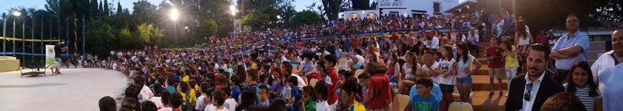 Photo: Panorámica de la fiesta