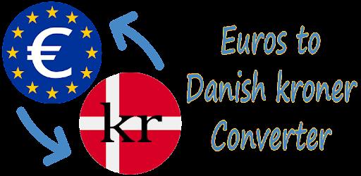 Euro to Danish Krone / EUR to DKK Converter - by Webtoweb