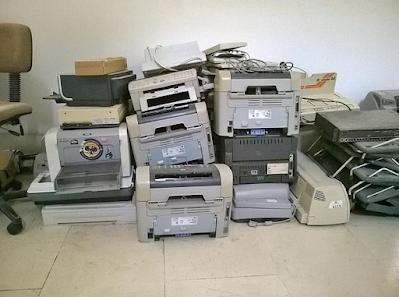 Memperbaiki Printer Tidak Merespon Perintah Print