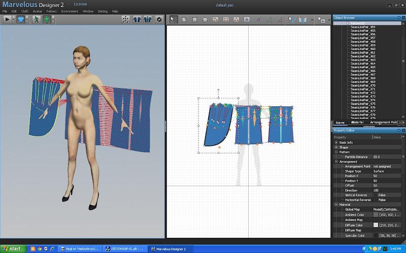 Thiết Kế Thời Trang 3D Marvelous Designer Miễn Phí 5