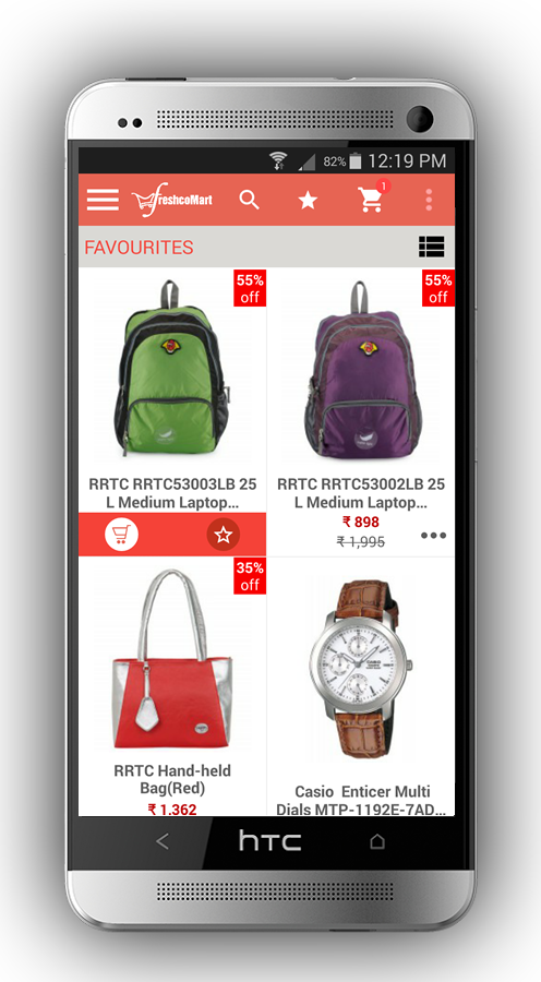 freshcoMart Online Shopping- screenshot