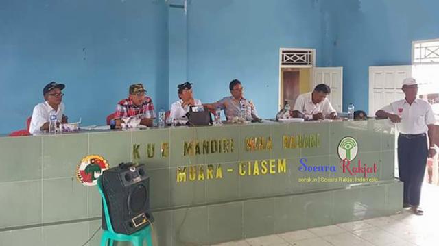Program gapura intan di desa muara blanakan subang