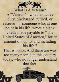 Veteran's Day 11-11-14
