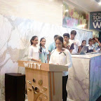 ASSEMBLY ON HEPETITIS AWARENESS BY IGCSE - II D ON 21st JULY 2017 AT WIS PAWAN BAUG (SECONDARY SECTI
