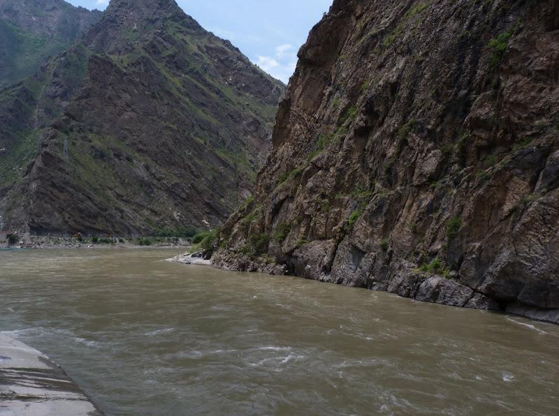 Danba.dadu river