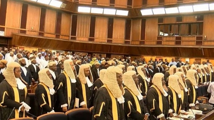We're under serious attack, Nig. Judiciary is under threat – NBA cries out