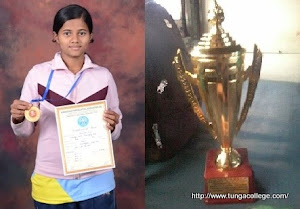 Prakruthi H U International Power Lifter & The Strongest Women of India award