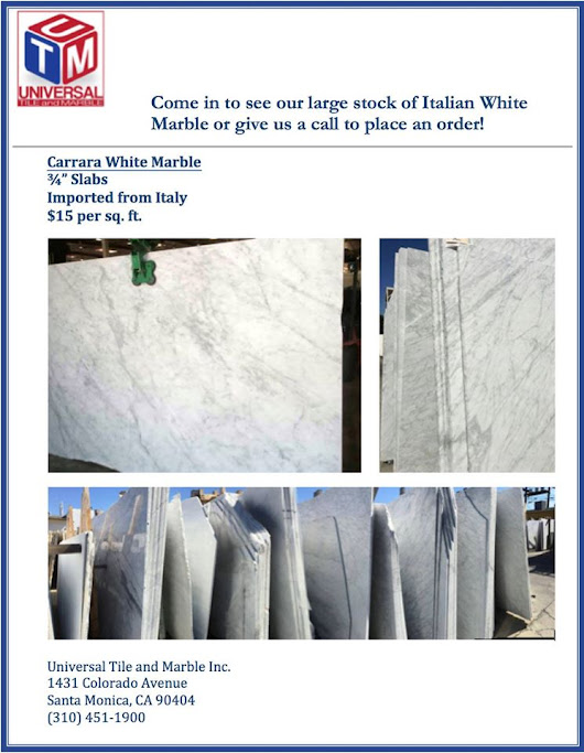 We Have A Cur Promotion Going On Carrara White Italian Marble Slabs In Stock And Plenty Of It 15 Per Sq Ft Contact Us With Any Inquiries You May