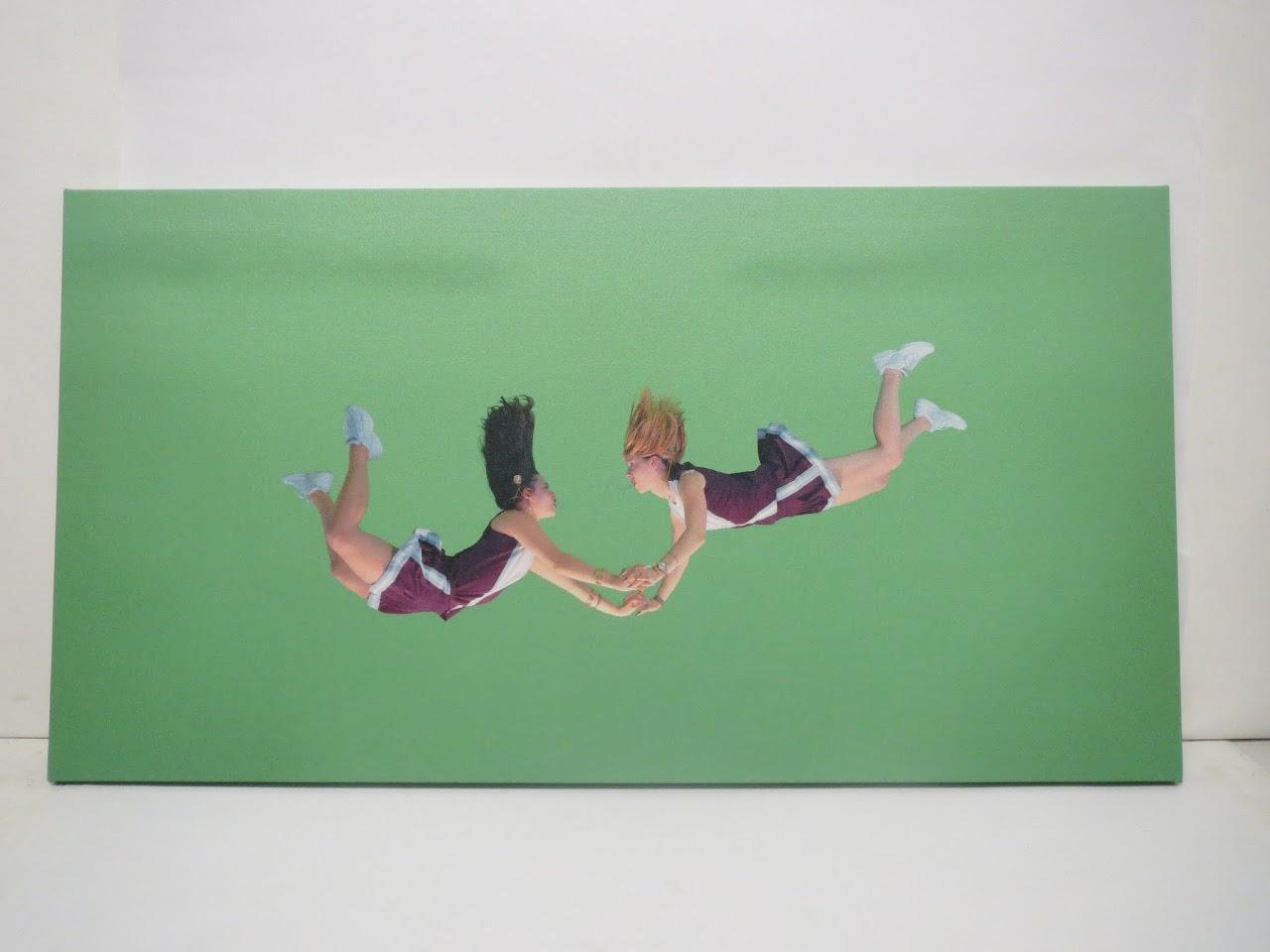 'Untitled(Fluid Exchange)' by Luis Gilpert