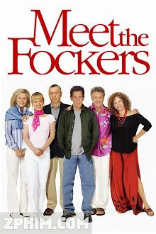 Gặp Gỡ Thông Gia - Meet the Fockers (2004) Poster
