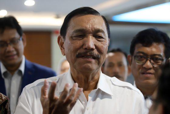 Luhut: Situasi Pandemi Makin Membaik, Kasus Termasuk Terendah di ASEAN
