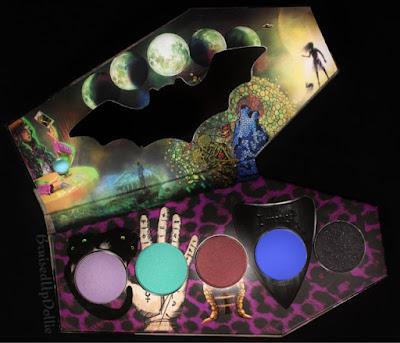 Lunatick Cosmetics Zombie Defense palette