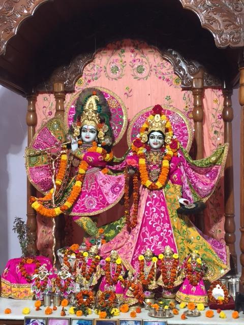 ISKCON Raipur Deity Darshan 02 Jan 2017 (7)