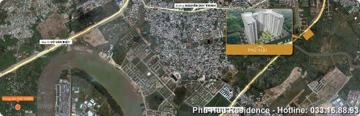 Dự án căn hộ Phú Hữu Residence Quận 9
