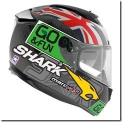 Shark Speed R Carbon Helmet