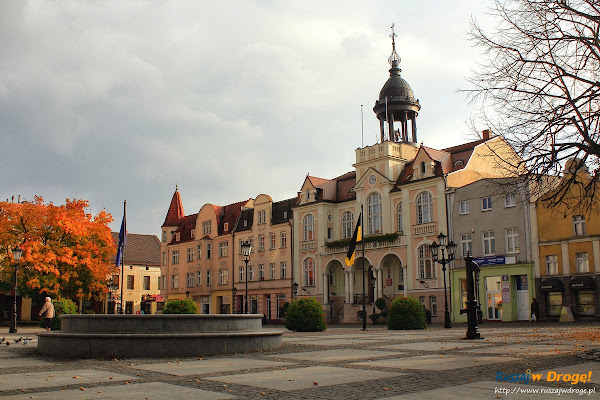 Wejherowo - Ratusz na placu Wejhera