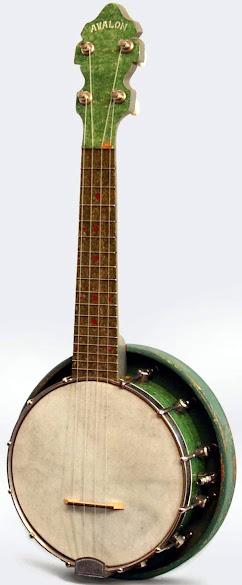 Stadlmeir Avalon Banjolele Banjo Ukulele by Lange