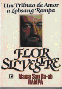 Cover of Mama san Ra ab Rampa's Book Flor Silvestre