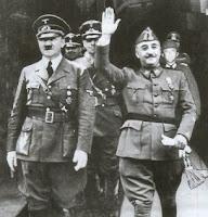 Hitler y Franco en Hendaya