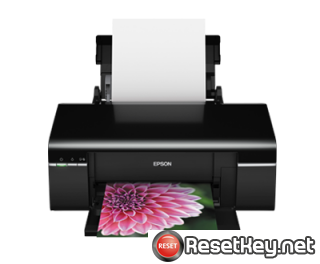 Epson R330 Waste Ink Counter Reset Key