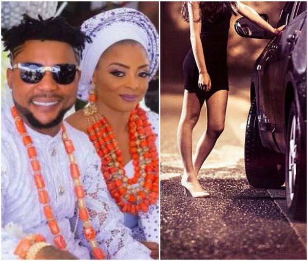 Oritsefemi Reacts To His Wife Being Called An Ikeja Prostitute