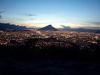 Monterrey bei Nacht