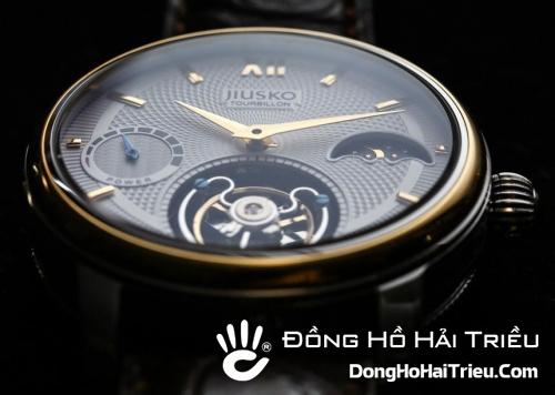 Lựa chọn đồng hồ cơ hay quartz Jiusko-Tourbillon-JFL0168L-SG-Chinese-Tourbillon-Watch-aBlogtoWatch-27