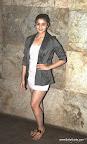 Alia Bhatt at the special screening of 'D-Day' held at Light Box Theatre, Santacruz, Mumbai. On 18/07/2013. PIC/SATYAJIT DESAI