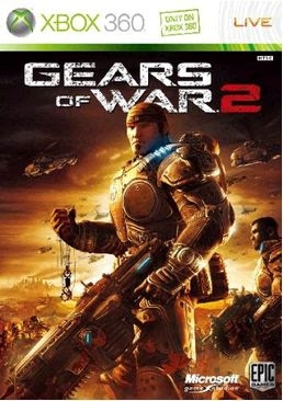 [GAMES] ギアーズ オブ ウォー 2 / Gears of War 2 -Caravan- (XBOX360/JPN)