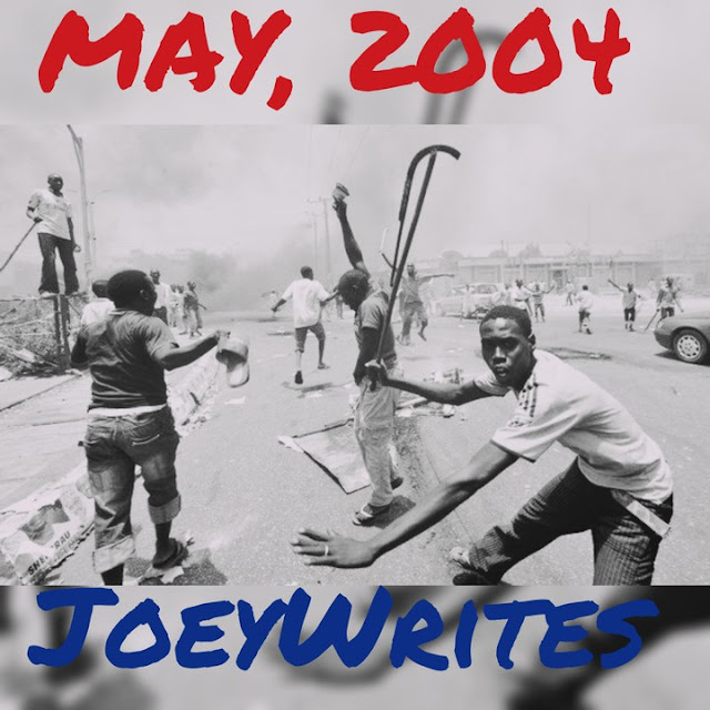 May, 2004 (a True Life Story) chapter 2