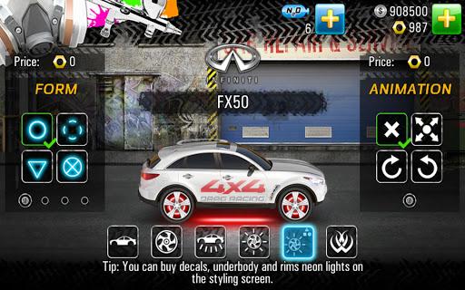 Drag Racing 4x4 screenshot 13