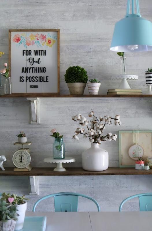 Farmhouse-Chic-Dining-Room-Shelves-700x1064