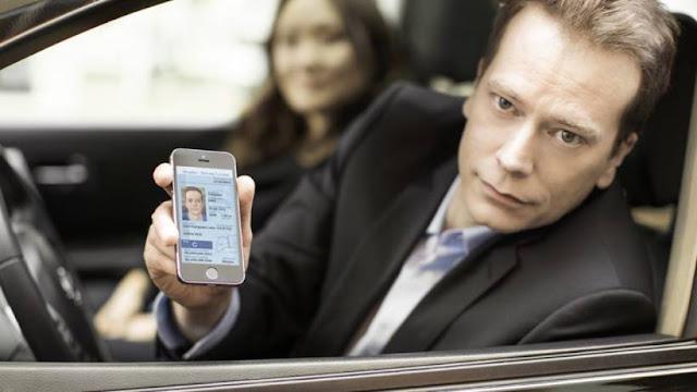 Puedo llevar el carnet de conducir digital