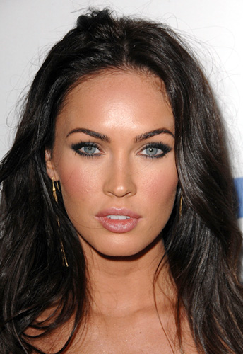 Megan Fox and her perfect brows