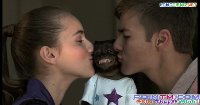 Xem Phim Chú Khỉ Lắm Chiêu - Gibby - phimtm.com - Ảnh 3