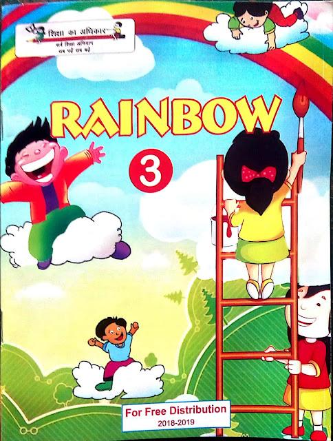 Class 3 English Rainbow All Chapter Lesson  Plan Path Yojna