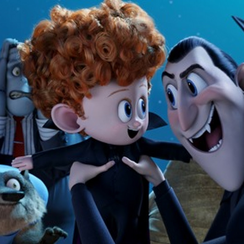 "Drac's Grandson at Center of New ""Hotel Transylvania 2"" Trailer"
