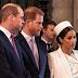 William suspeitava que Meghan arquitetou planos para conquistar Harry