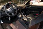 Nissan 370Z Nismo Interior