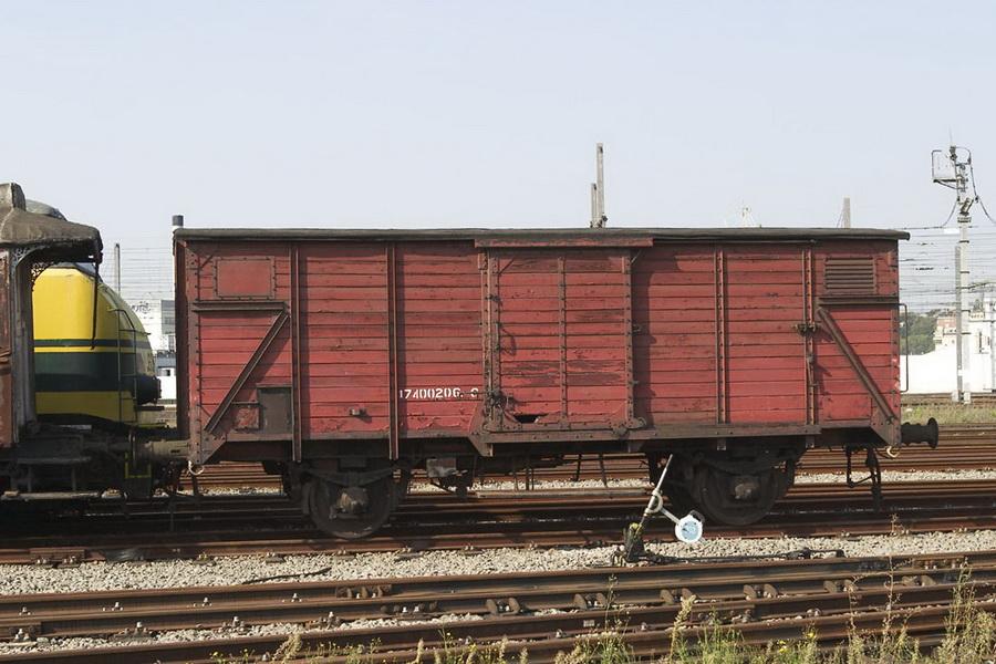 Gklm Gesloten Goederenwagen depot Leuven 2003-09-22