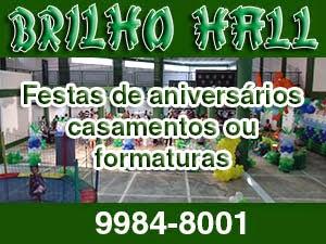 Brilho Hall